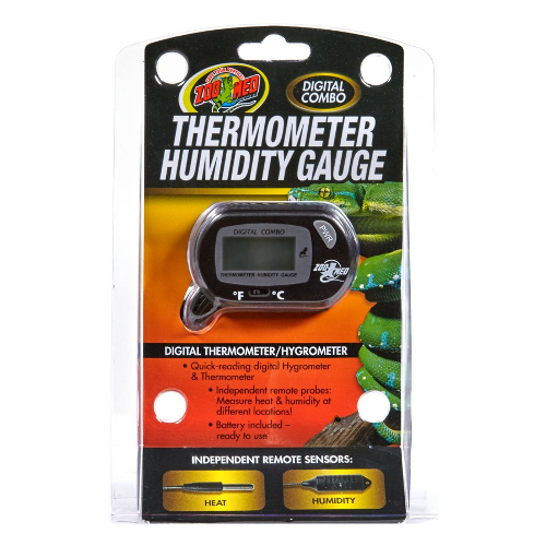 Thermo- en Hygrometers